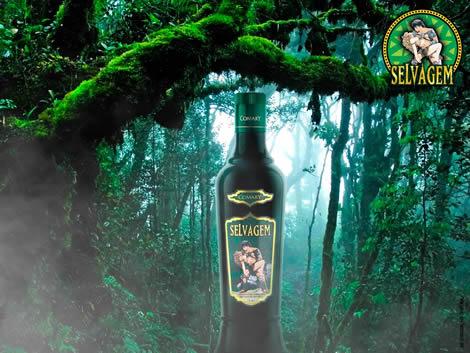 Catuaba Selvagem, muito famosa no Brasil