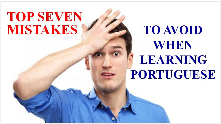 MISTAKES IN PORTUGUESE LANGUAGE