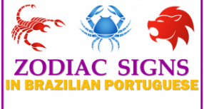 Zodiac Signs in Brazilian Portuguese – Vocabulary