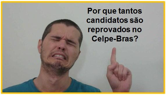 Reprovados Celpe-Bras