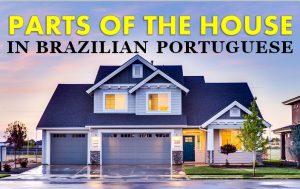 parts house brazilian portuguese vocabulary