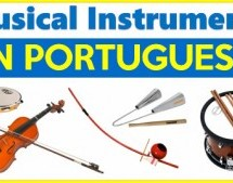 Musical Instruments in Portuguese – Vocabulary