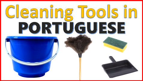 Cleaning Tools in Brazilian Portuguese
