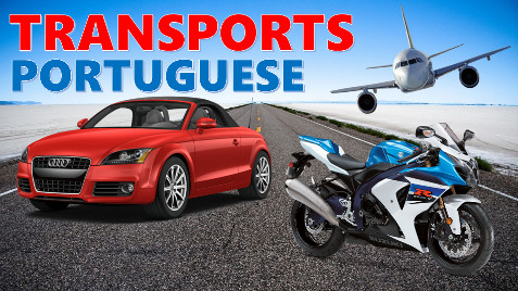Means of Transport in Portuguese