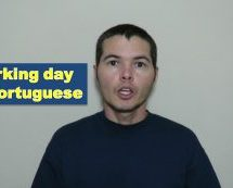 """How to Say """"Working / Business Day"""" in Portuguese"""