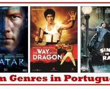 Film Genres in Brazilian Portuguese – Vocabulary