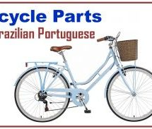 Bicycle Parts in Brazilian Portuguese – Vocabulary