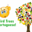 A Weird Way of Saying FRUIT TREES in Portuguese
