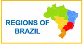 Regions of Brazil: States, Capitals, Data and Statistics