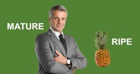 How to Say Mature, Ripe and Unripe in Brazilian Portuguese
