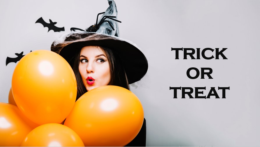 How to Say Trick or Treat in Portuguese