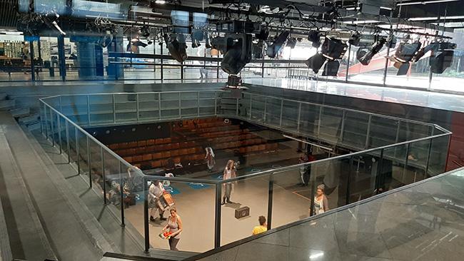 centro cultural são paulo teatro